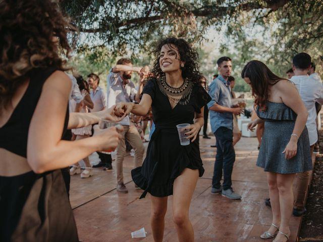 El casamiento de Julian y Stefania en Exaltacion de La Cruz, Buenos Aires 100