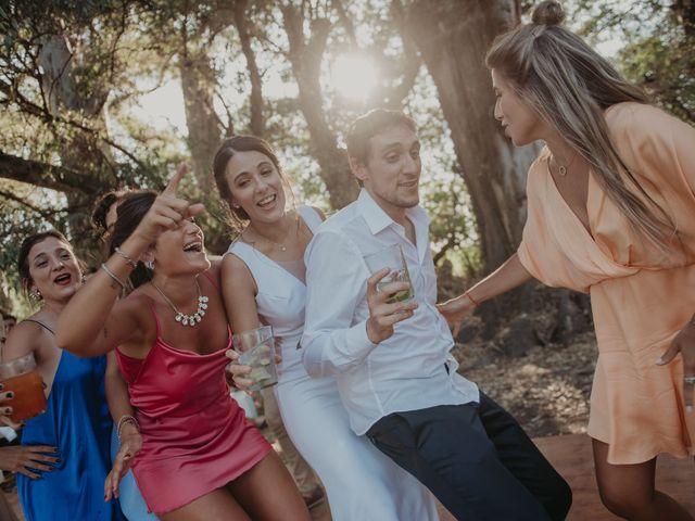 El casamiento de Julian y Stefania en Exaltacion de La Cruz, Buenos Aires 101