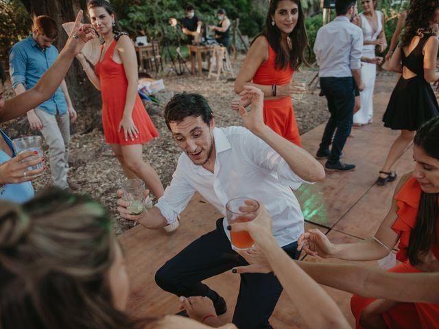 El casamiento de Julian y Stefania en Exaltacion de La Cruz, Buenos Aires 103