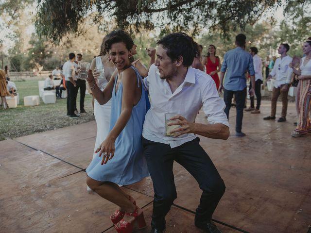El casamiento de Julian y Stefania en Exaltacion de La Cruz, Buenos Aires 105