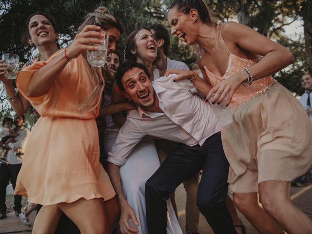 El casamiento de Julian y Stefania en Exaltacion de La Cruz, Buenos Aires 106