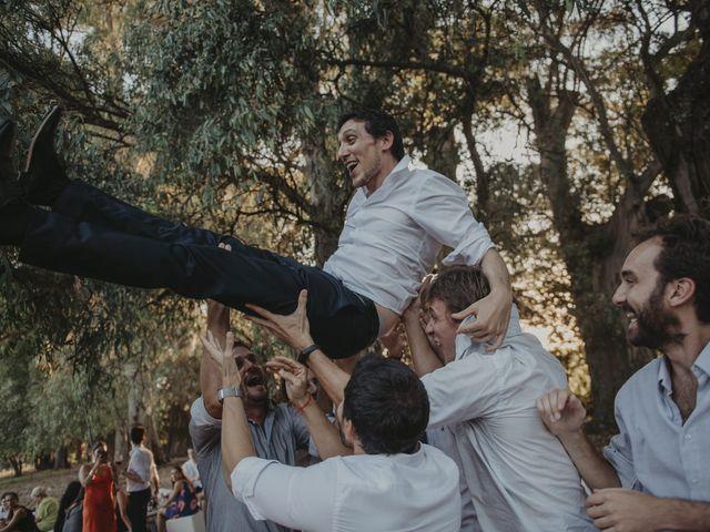 El casamiento de Julian y Stefania en Exaltacion de La Cruz, Buenos Aires 108