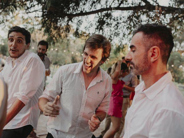 El casamiento de Julian y Stefania en Exaltacion de La Cruz, Buenos Aires 110