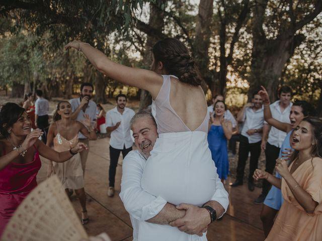 El casamiento de Julian y Stefania en Exaltacion de La Cruz, Buenos Aires 111
