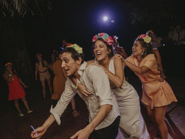 El casamiento de Julian y Stefania en Exaltacion de La Cruz, Buenos Aires 117