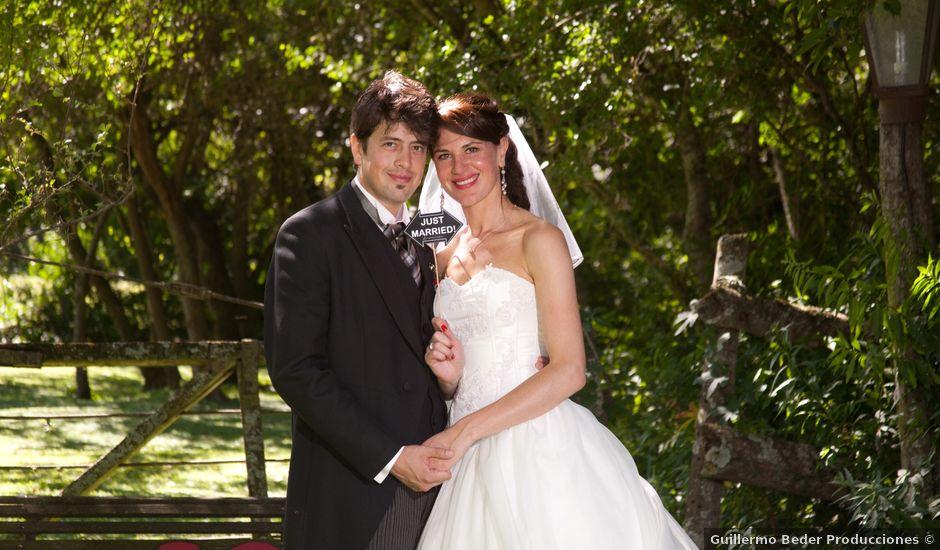El casamiento de Andres y Analia en Belén de Escobar, Buenos Aires