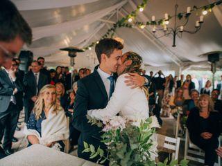 El casamiento de Lali y Fede