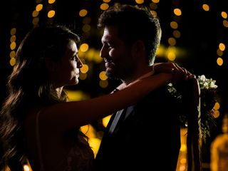 El casamiento de Candela y Federico