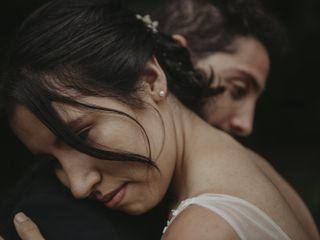 El casamiento de Lucia y Diego