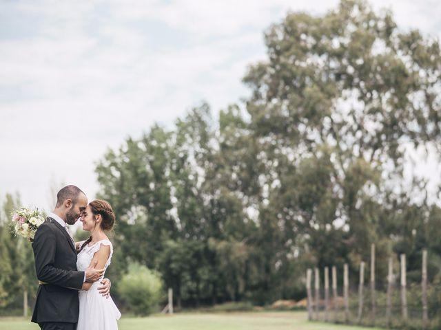 El casamiento de Yesica y Mario