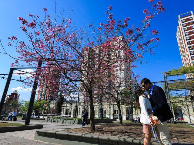 El casamiento de Gonza y Tici en Olivos, Buenos Aires 13