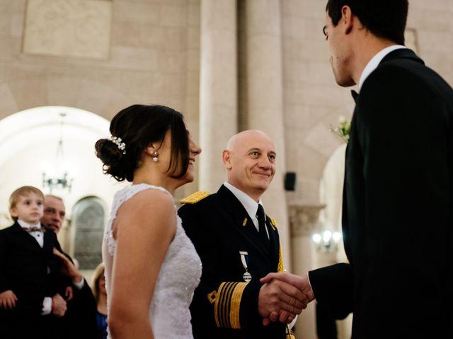 El casamiento de Gonza y Tici en Olivos, Buenos Aires 42