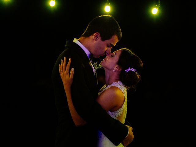 El casamiento de Tici y Gonza
