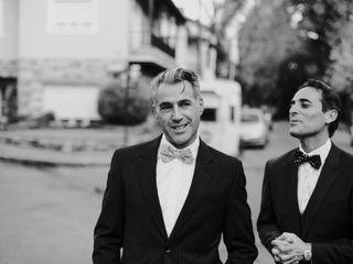 El casamiento de Daniel y Martin