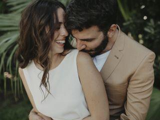 El casamiento de Belu y Lucas