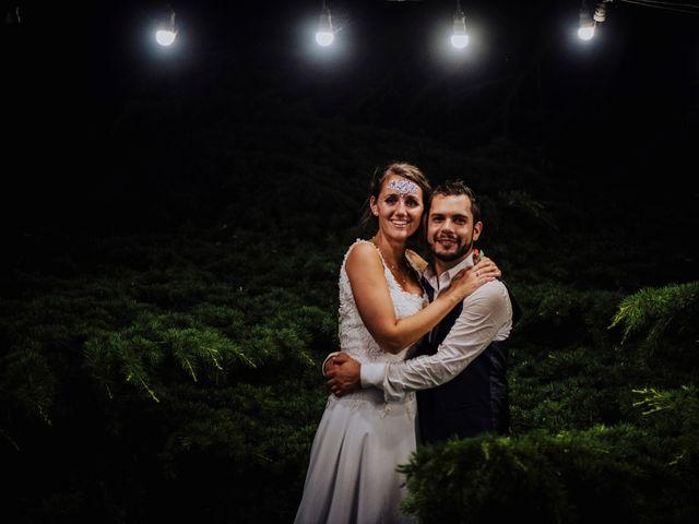 El casamiento de Wanda y Agustin