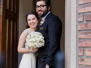 El casamiento de Estefi y Julian