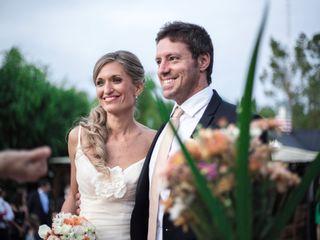 El casamiento de Nadia y Fran