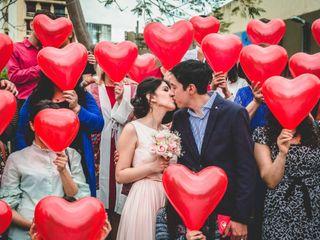 El casamiento de Florencia y Joel