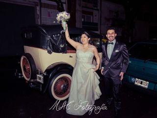 El casamiento de Evelyn y Joel