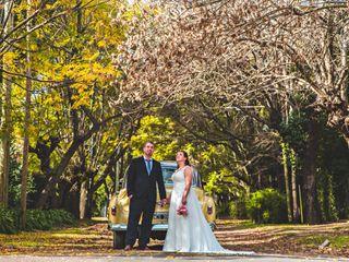 El casamiento de Noelia y Hugo