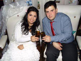 El casamiento de Florencia y Leandro