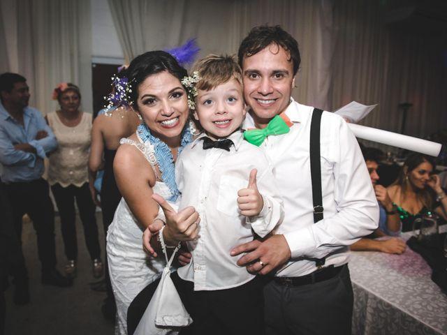 El casamiento de Carla y Nicolás