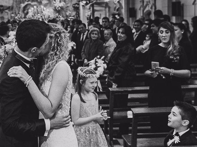 El casamiento de Agustin y Carla en Rosario, Santa Fe 36