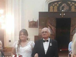 El casamiento de Nadia  y Cristian 2