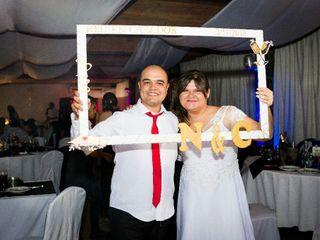 El casamiento de Nadia  y Cristian