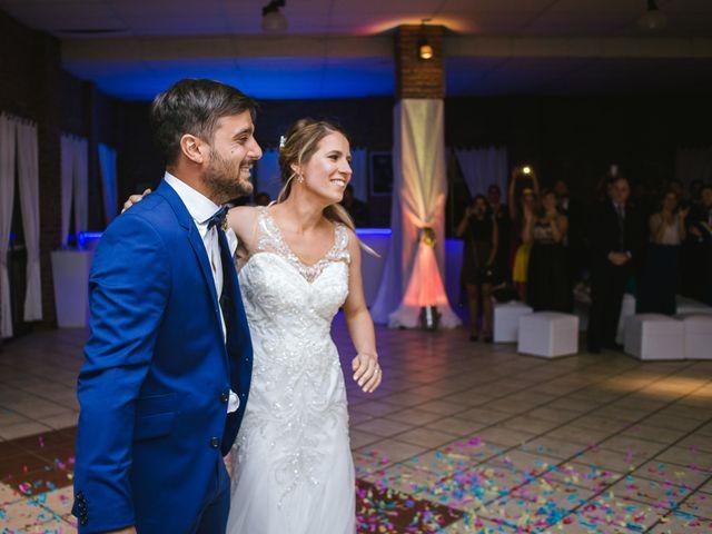 El casamiento de Mariana y Carlos