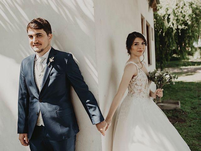 El casamiento de Antonela y Pierre