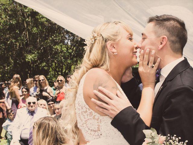 El casamiento de Sasa y Lucas
