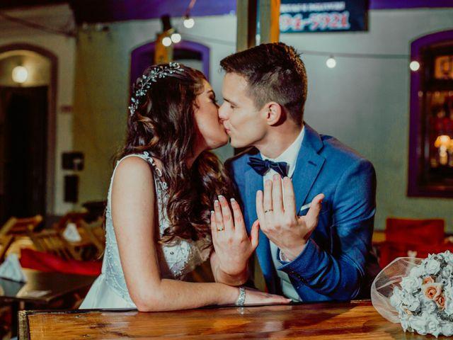 El casamiento de Cami y Nico