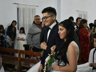 El casamiento de Jessica  y Axel  2