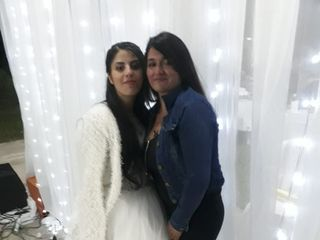 El casamiento de Jessica  y Axel  3
