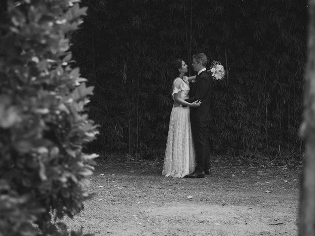 El casamiento de Carla y Fernando