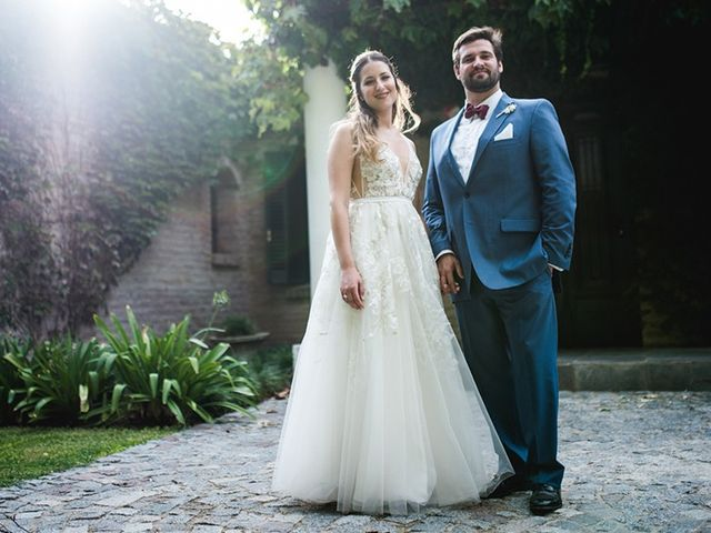El casamiento de Guadalupe y Guillermo