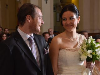 El casamiento de Andrea y Cristian