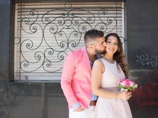 El casamiento de Bárbara y Federico 1