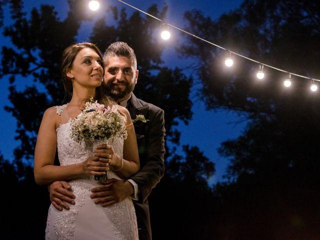 El casamiento de Bárbara y Federico