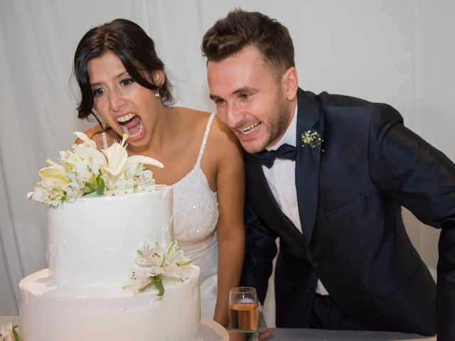 El casamiento de Micaela y Agustin