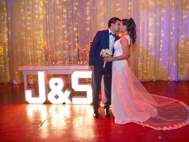 El casamiento de JuanMa y Sabri