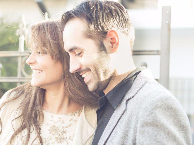 El casamiento de Gabriela y Nicolas