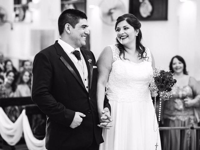 El casamiento de Gabi y Juan