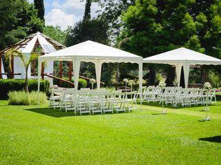 El casamiento de Claudia y Santiago 1