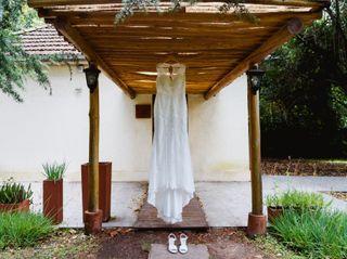 El casamiento de Claudia y Santiago 2
