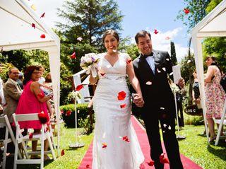 El casamiento de Claudia y Santiago
