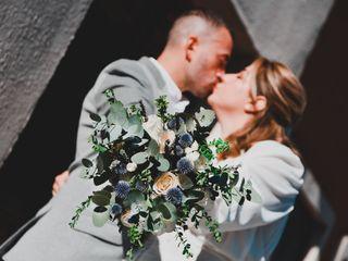 El casamiento de Victoria y Nicolas