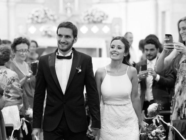 El casamiento de Soledad y Pedro